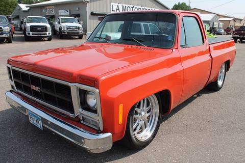 1979 GMC C/K 1500 Series for sale at LA MOTORSPORTS in Windom MN