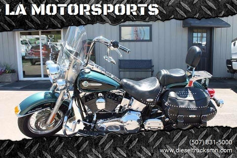 Harley Heritage Softail >> 2002 Harley Davidson Heritage Softail For Sale In Windom Mn