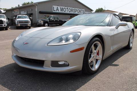 2006 Chevrolet Corvette for sale at LA MOTORSPORTS in Windom MN
