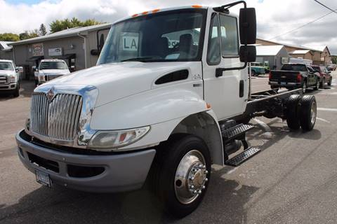 2010 International Durastar for sale at LA MOTORSPORTS in Windom MN
