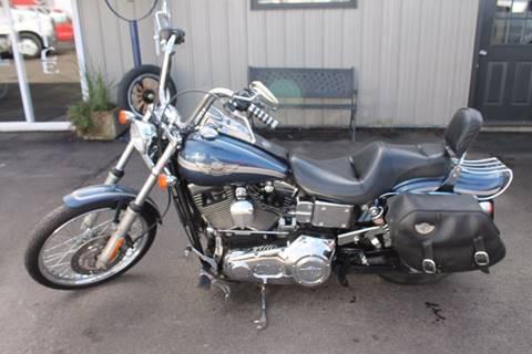 2003 Harley-Davidson WIDE GLIDE for sale in Windom, MN