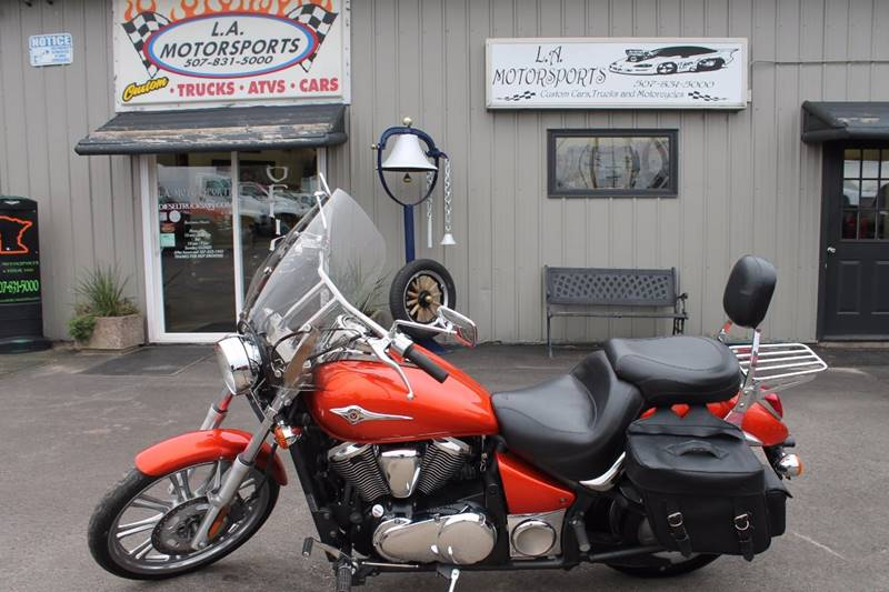 2009 Kawasaki Vulcan for sale at LA MOTORSPORTS in Windom MN