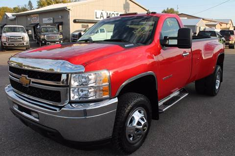 2011 Chevrolet Silverado 3500HD for sale at LA MOTORSPORTS in Windom MN
