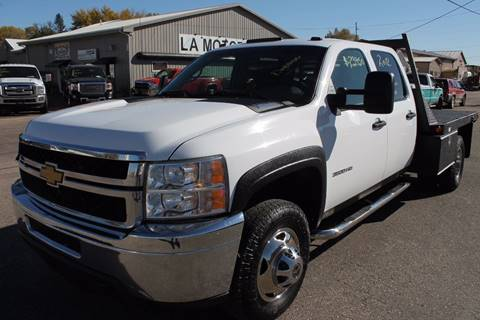 2012 Chevrolet Silverado 3500HD for sale at LA MOTORSPORTS in Windom MN