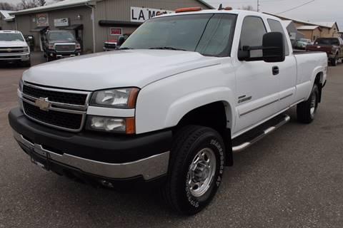 2006 Chevrolet Silverado 2500HD for sale at LA MOTORSPORTS in Windom MN