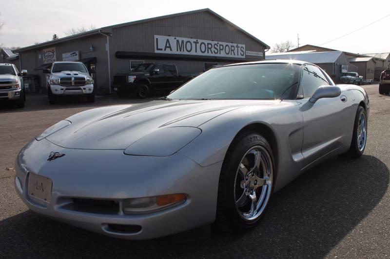 1997 Chevrolet Corvette 2dr Hatchback In Windom Mn La Motorsports
