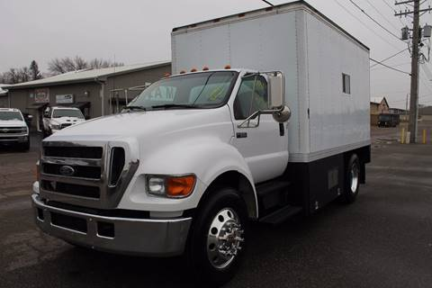 2006 Ford F-650 Super Duty for sale at LA MOTORSPORTS in Windom MN