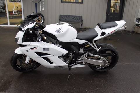 2004 Honda CBR for sale at LA MOTORSPORTS in Windom MN