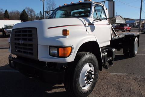 1995 Ford F-650 Super Duty for sale at LA MOTORSPORTS in Windom MN