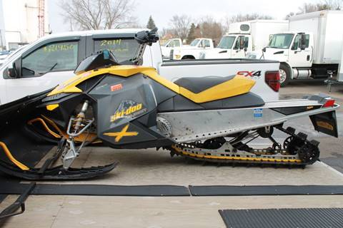 2008 Ski-Doo REV XP for sale at LA MOTORSPORTS in Windom MN