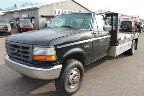 1996 Ford F-450 for sale at LA MOTORSPORTS in Windom MN