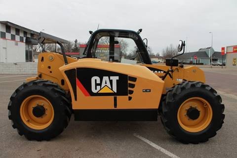 2009 Caterpillar TH406 for sale at LA MOTORSPORTS in Windom MN