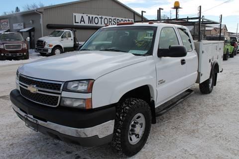 2005 Chevrolet Silverado 3500 Classic for sale at LA MOTORSPORTS in Windom MN