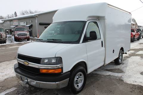 2013 Chevrolet Express Cutaway for sale at LA MOTORSPORTS in Windom MN