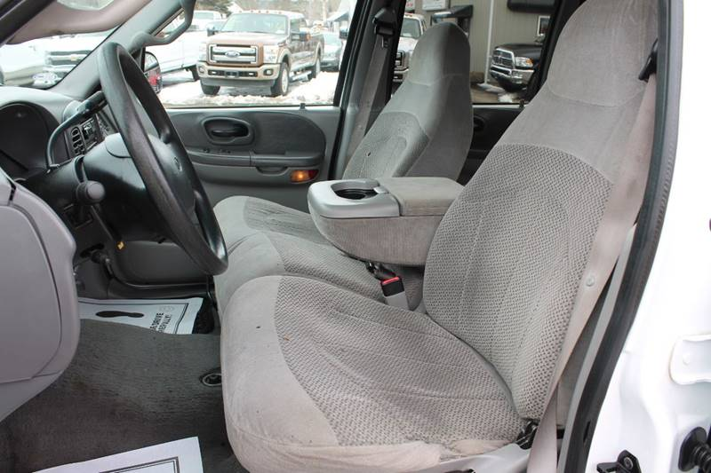 Swell 2001 Ford F 150 4Dr Supercrew Xlt 4Wd Styleside Sb In Windom Caraccident5 Cool Chair Designs And Ideas Caraccident5Info