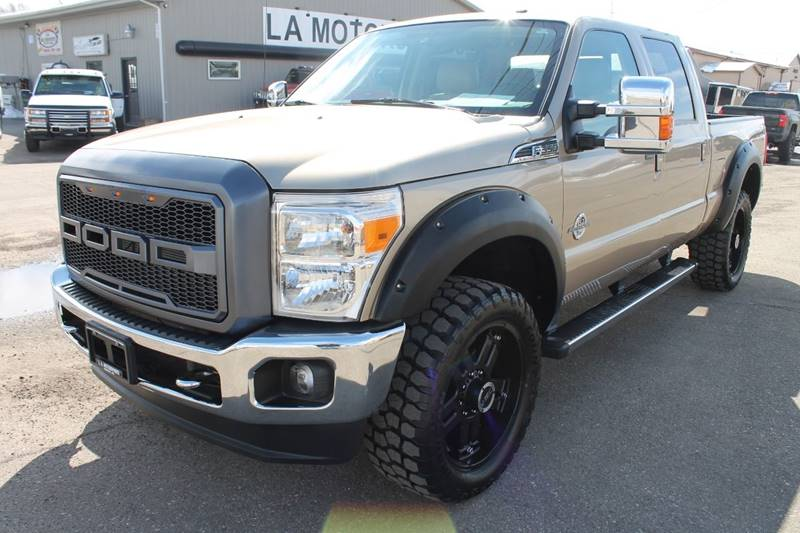 2012 Ford F-350 Super Duty for sale at LA MOTORSPORTS in Windom MN