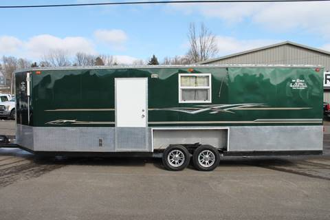 2009 ICE CASTLE TOY HAULER for sale at LA MOTORSPORTS in Windom MN