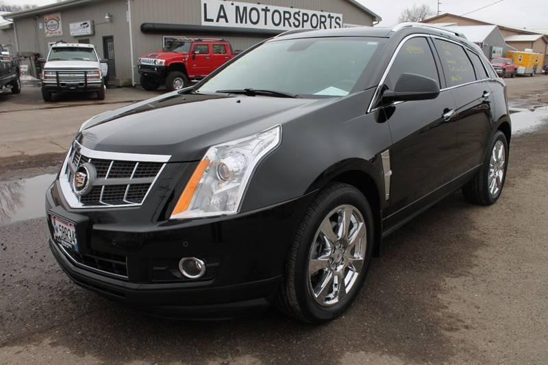 2011 Cadillac SRX for sale at LA MOTORSPORTS in Windom MN