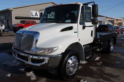 2010 International 4300 for sale at LA MOTORSPORTS in Windom MN