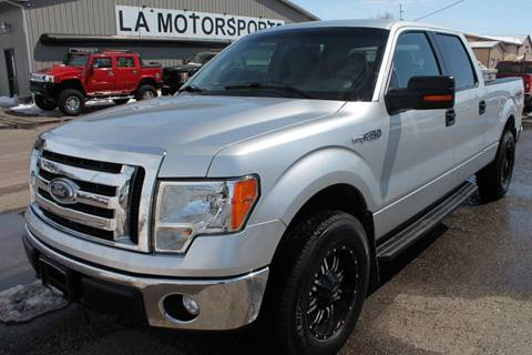 2012 Ford F-150 for sale at LA MOTORSPORTS in Windom MN