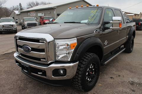 2015 Ford F-350 Super Duty for sale at LA MOTORSPORTS in Windom MN