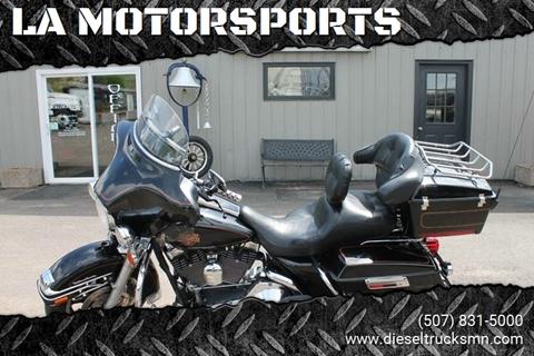 2001 Harley-Davidson Electra Glide for sale in Windom, MN