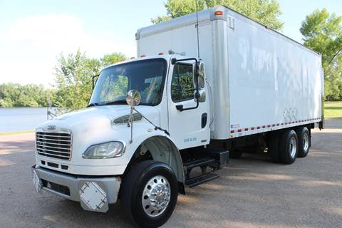 2009 Freightliner Business class M2 for sale at LA MOTORSPORTS in Windom MN