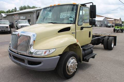 2011 International 4300 for sale at LA MOTORSPORTS in Windom MN