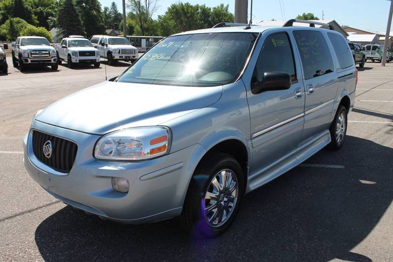 2007 Buick Terraza for sale at LA MOTORSPORTS in Windom MN