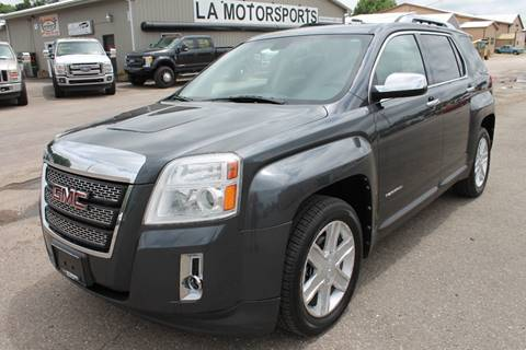 2010 GMC Terrain for sale at LA MOTORSPORTS in Windom MN