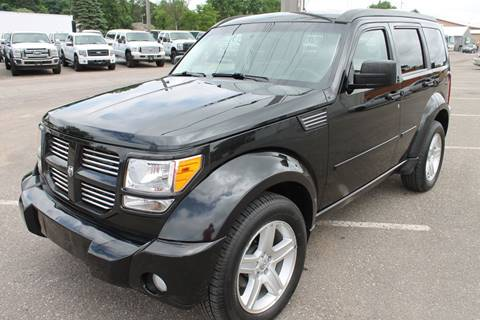 2010 Dodge Nitro for sale at LA MOTORSPORTS in Windom MN