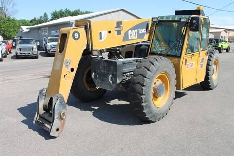 2008 Caterpillar TELEHANDLER for sale at LA MOTORSPORTS in Windom MN