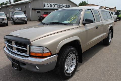 2003 Dodge Dakota for sale at LA MOTORSPORTS in Windom MN