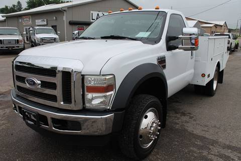 2009 Ford F-550 for sale in Windom, MN