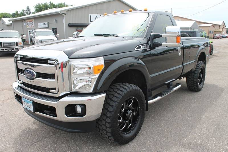 2014 Ford F-350 Super Duty for sale at LA MOTORSPORTS in Windom MN
