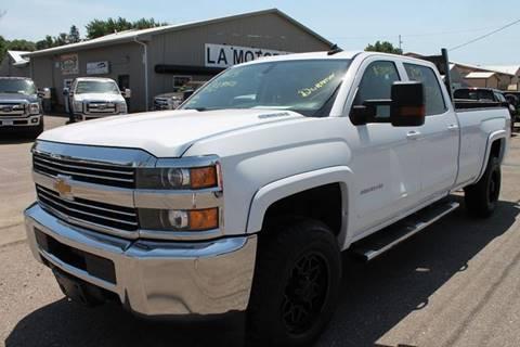 2015 Chevrolet Silverado 2500HD for sale at LA MOTORSPORTS in Windom MN