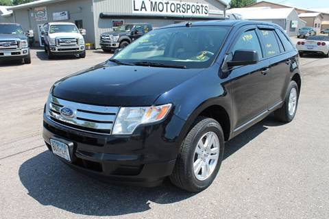 2010 Ford Edge for sale at LA MOTORSPORTS in Windom MN