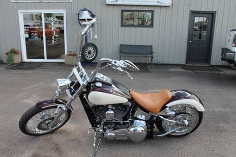 2005 Harley-Davidson Custom for sale at LA MOTORSPORTS in Windom MN