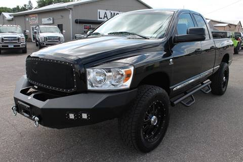 2009 Dodge Ram Pickup 3500 for sale at LA MOTORSPORTS in Windom MN