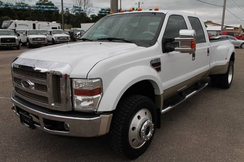 2008 Ford F-450 Super Duty for sale at LA MOTORSPORTS in Windom MN