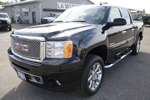 2012 GMC Sierra 1500 for sale at LA MOTORSPORTS in Windom MN