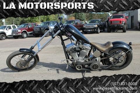 2004 Harley-Davidson CUSTOM CHOPPER for sale in Windom, MN