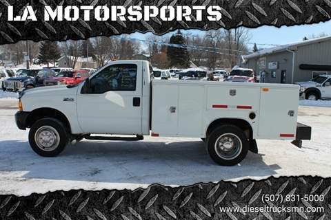 2000 Ford F-450 Super Duty for sale in Windom, MN