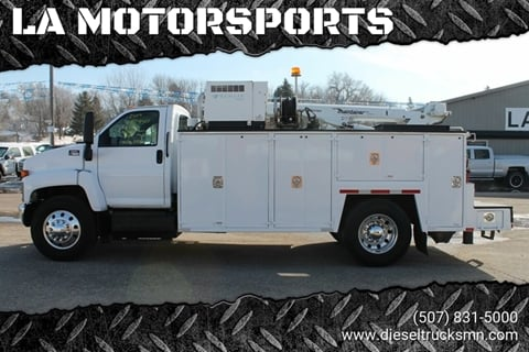 2007 GMC TOPKICK for sale in Windom, MN