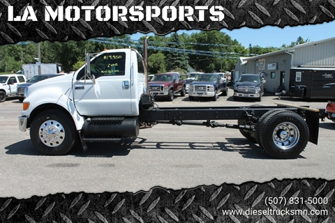 2008 Ford F-750 Super Duty for sale in Windom, MN