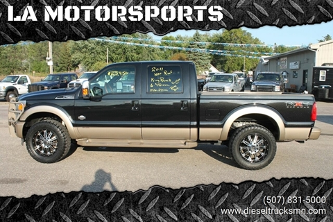 2011 Ford F-250 Super Duty for sale in Windom, MN
