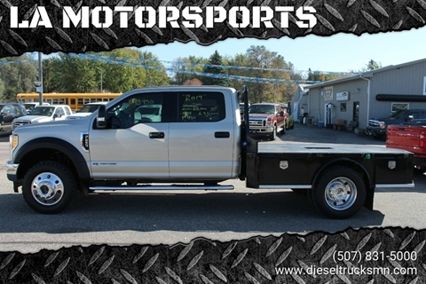 2017 Ford F-450 Super Duty for sale in Windom, MN