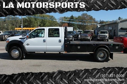 2015 Ford F-550 Super Duty for sale in Windom, MN