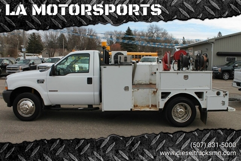 2003 Ford F-550 Super Duty for sale in Windom, MN