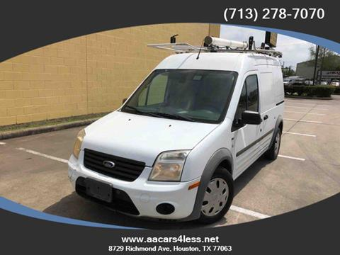 8e42d179be 2013 Ford Transit Connect Cargo Van XLT